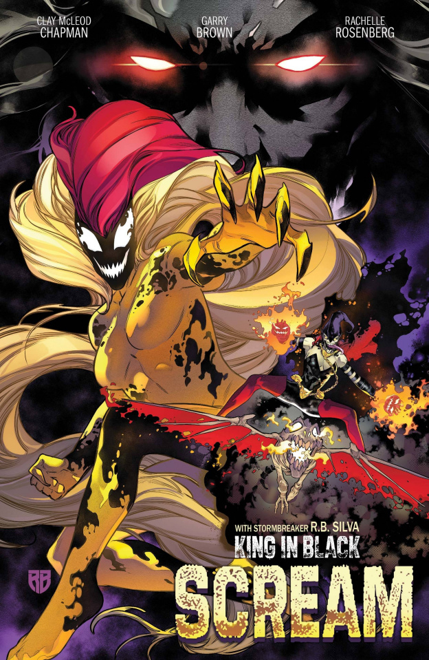 King in Black: Scream #1 (Silva Stormbreakers Cover)