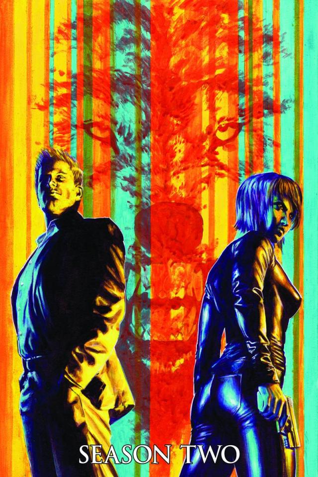 Uncanny, Season Two #2 (30 Copy Campbell Virgin Cover)