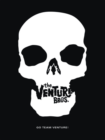 Go Team Venture! The Art & Making of The Venture Bros