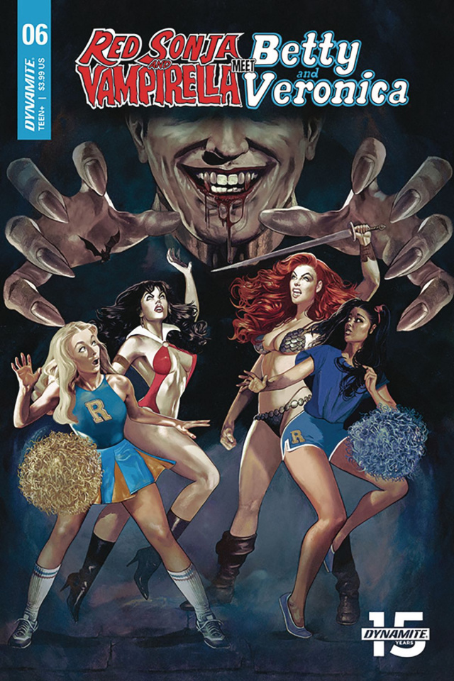 Red Sonja and Vampirella Meet Betty and Veronica #6 (Dalton Cover)