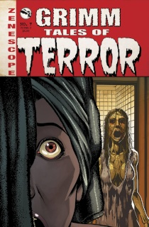 Grimm Fairy Tales: Grimm Tales of Terror #7 (Eric J & Fajardo Cover)