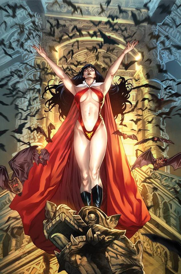 Vengeance of Vampirella #20 (11 Copy Sta. Maria Cover)