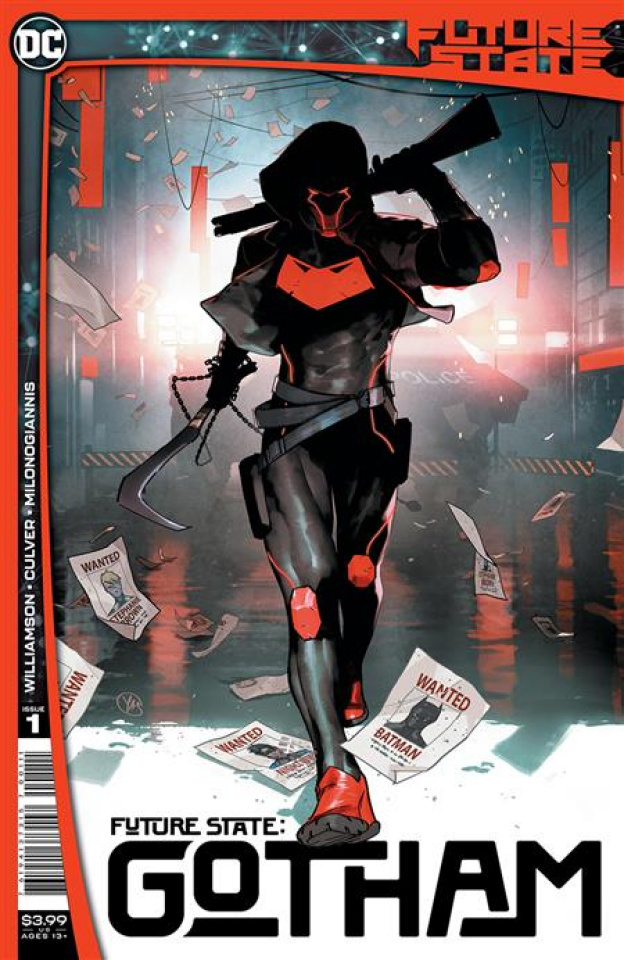 Future State: Gotham #1 (Yasmine Putri Cover)