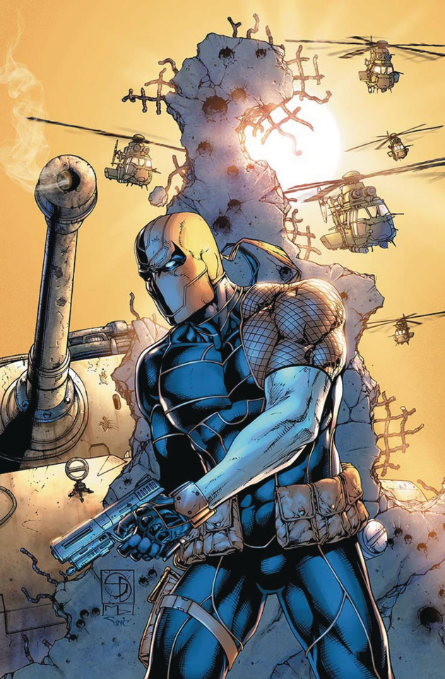 Deathstroke #12 (Variant Cover)