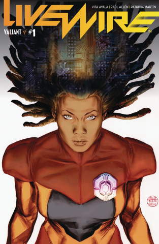Livewire #1 (250 Copy Glass Braithwaite Cover)