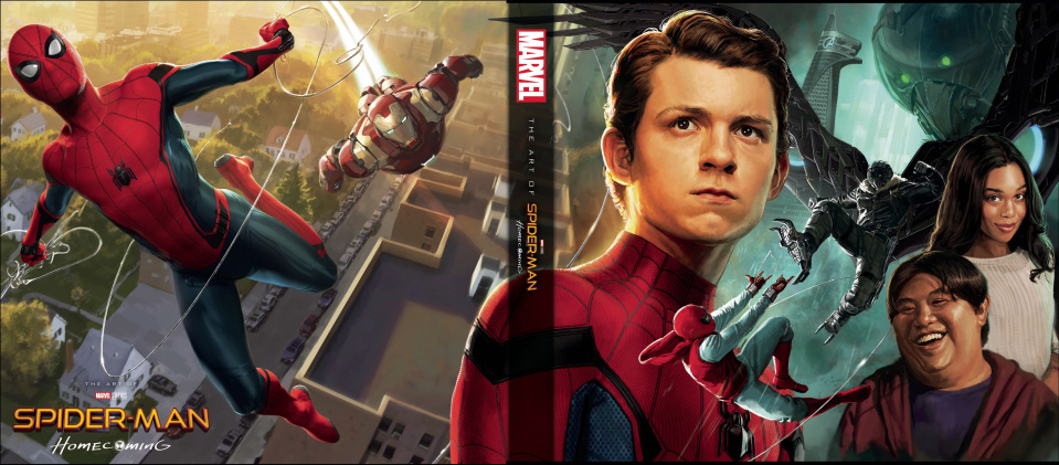 Spider-Man Homecoming: Art of the Movie (Slipcase)