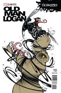Old Man Logan #19 (Duarte Venomized Cover)