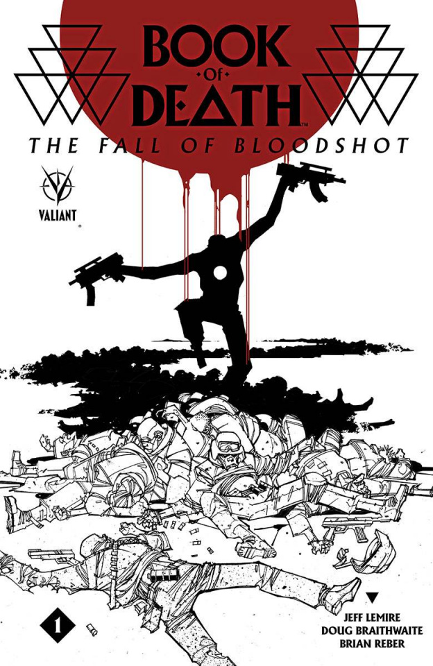 Book of Death: The Fall of Bloodshot #1 (Palo Cover)