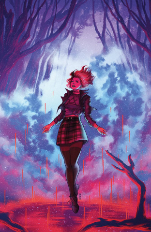 Buffy the Vampire Slayer: Willow #2 (Bartel Cover)