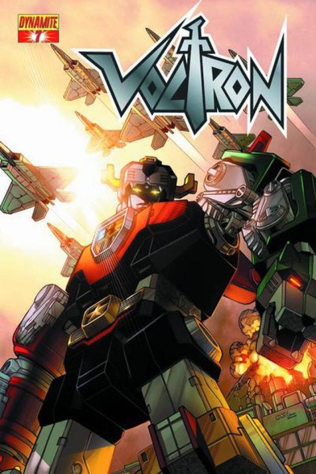 Voltron #7