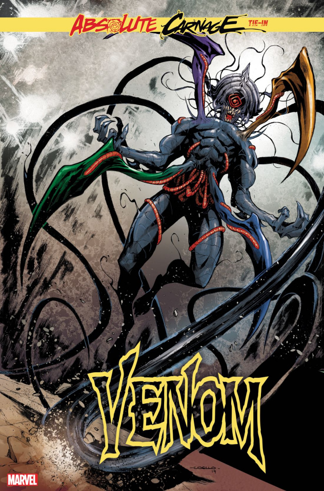 Venom #18 (Coello 2nd Printing)