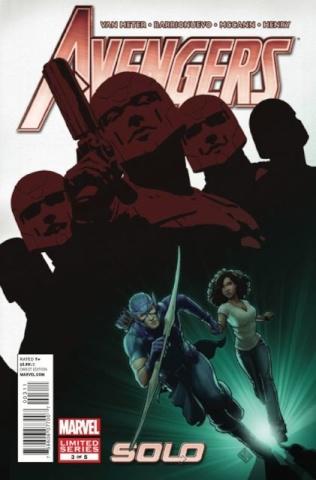 Avengers Solo #3