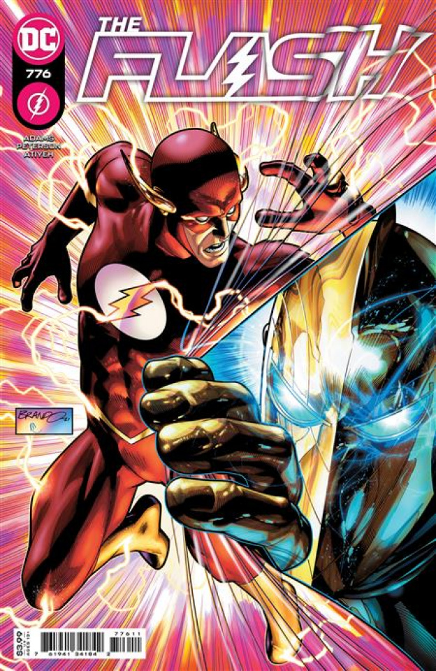 The Flash #776 (Brandon Peterson Cover)