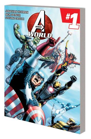Avengers World Vol. 1: AIMpire