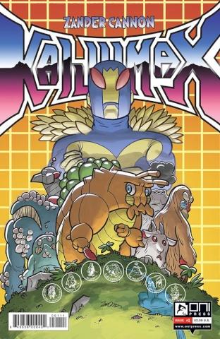 Kaijumax #1 (2nd Printing)