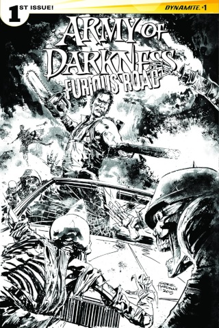 Army of Darkness: Furious Road #1 (20 Copy Cover)