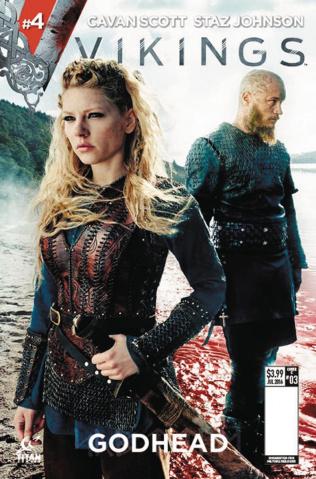 Vikings #4 (Photo Cover)