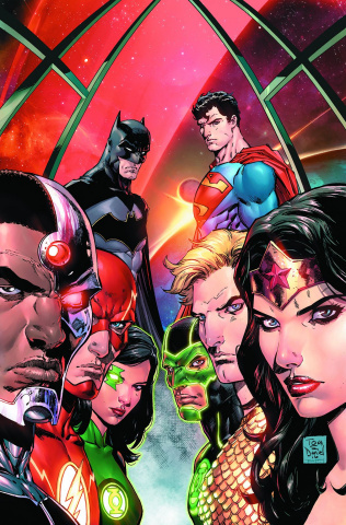 Justice League #1 (Director's Cut)