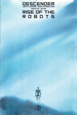Descender #26 (Nguyen Cover)