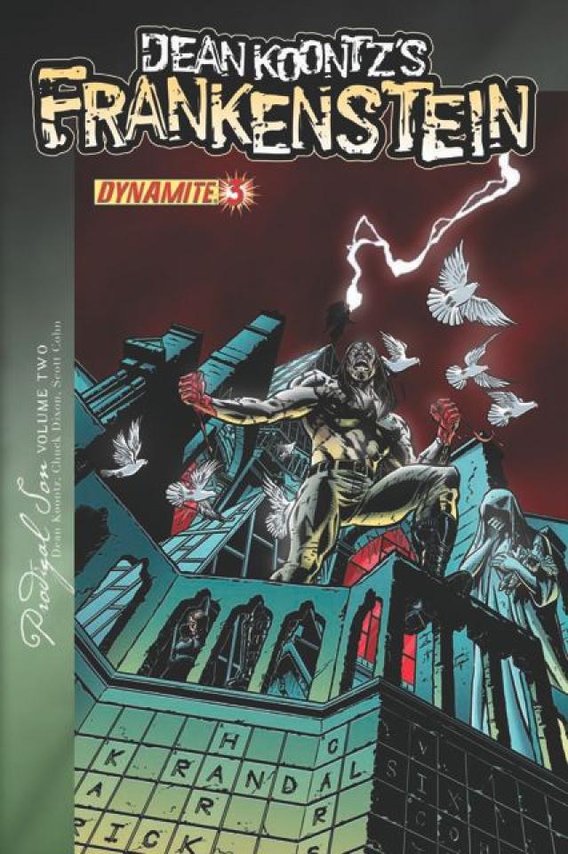 Dean Koontz's Frankenstein: Prodigal Son #3