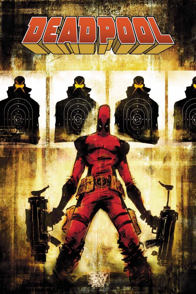 Uncanny Deadpool #1 (True Believers)