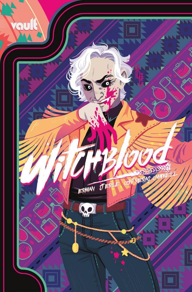 Witchblood #2 (Yoshitani Cover)