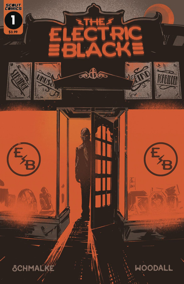 The Electric Black #1