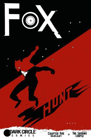 The Fox #5 (David Mack Cover)