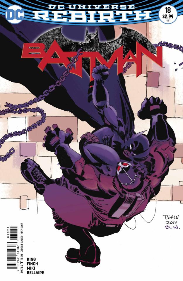Batman #18 (Variant Cover)