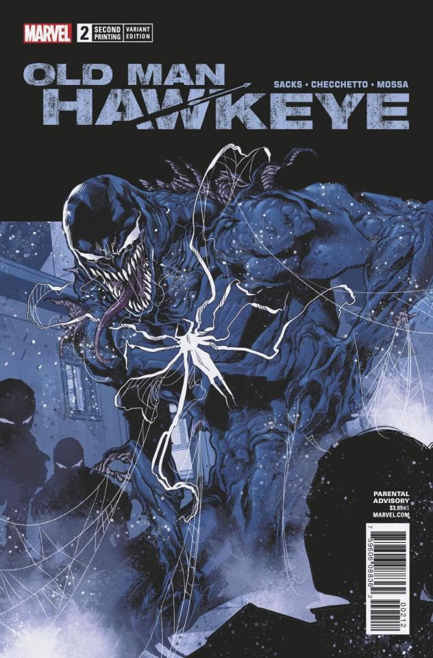Old Man Hawkeye #2 (2nd Printing)