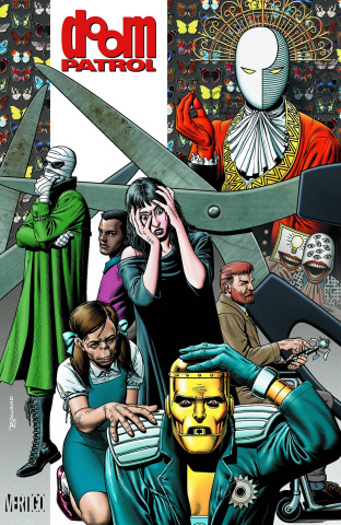 Doom Patrol Book 1
