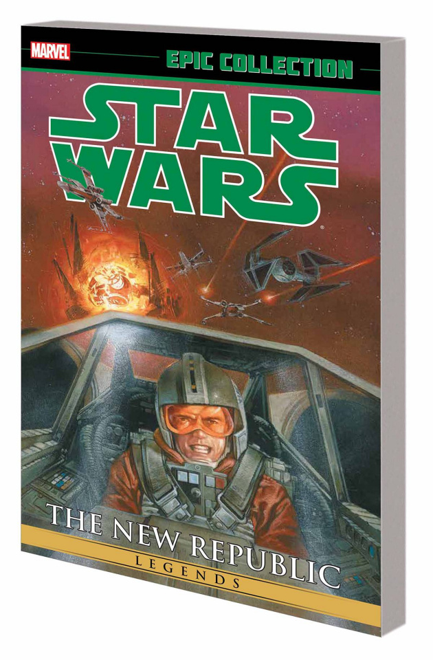 Star Wars Legends: Epic Collection Vol. 2: New Republic
