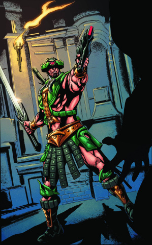 He-Man: The Eternity War #11