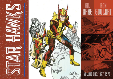 Star Hawks Vol. 1
