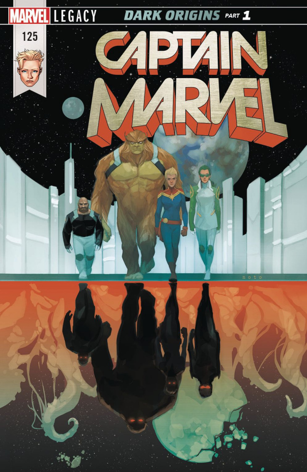 Captain Marvel #125: Legacy