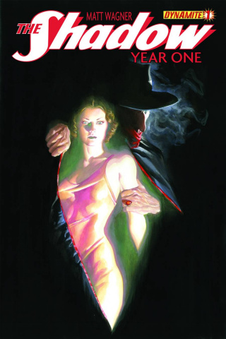 The Shadow: Year One #1 (Ross Cover)