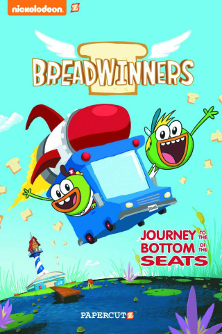Breadwinners Vol. 1: Journey to the Bottom of the Seats