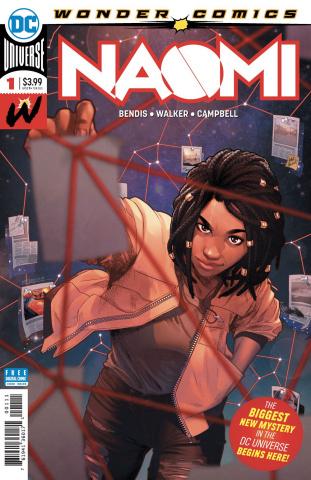 Naomi #1 (Final Printing)