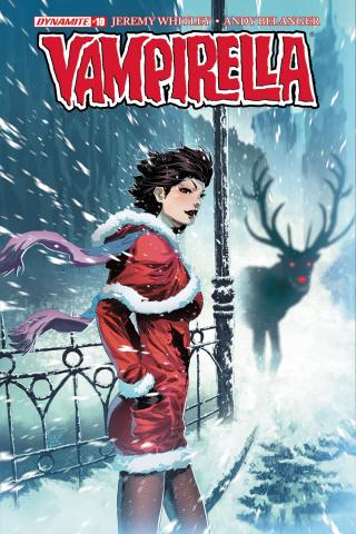Vampirella #10 (Tan Cover)