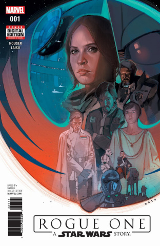 Star Wars: Rogue One #1