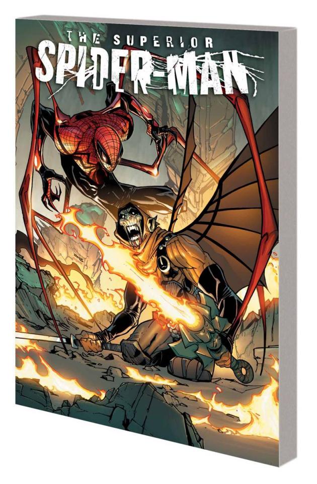 The Superior Spider-Man Vol. 3: No Escape