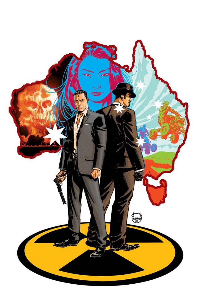 James Bond: 007 #3 (10 Copy Johnson Virgin Cover)