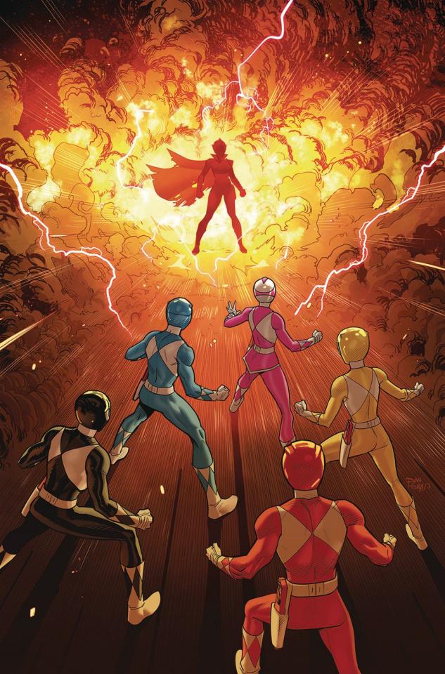 Go, Go, Power Rangers! #9
