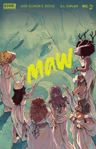 Maw #2 (Kristantina Cover)