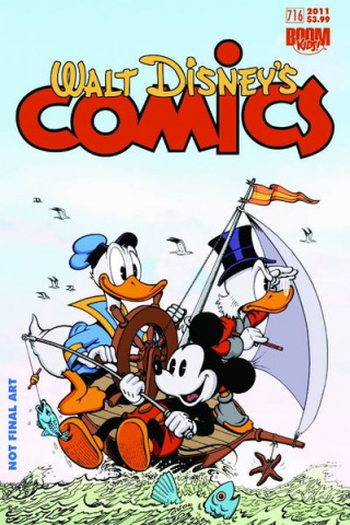Walt Disney's Comics and Stories #716