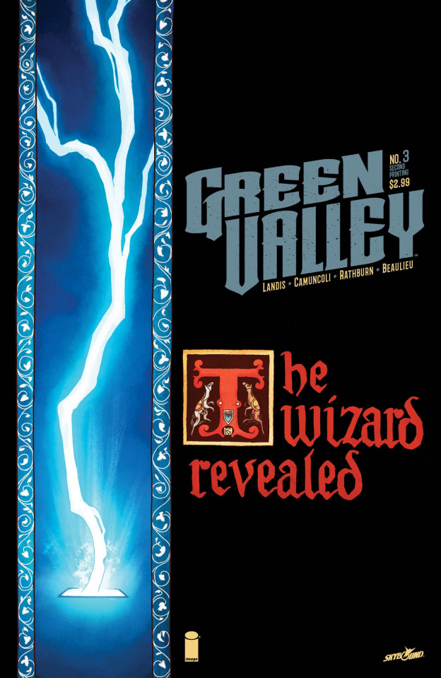 Green Valley #3 (2nd Printing)