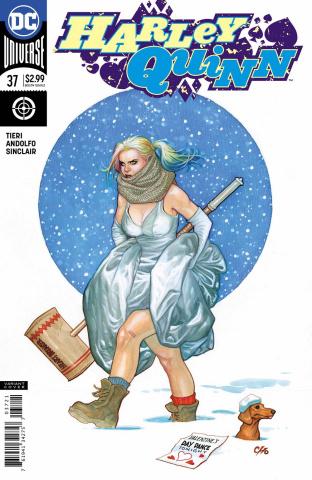 Harley Quinn #37 (Variant Cover)