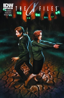 The X-Files, Season 10 #1