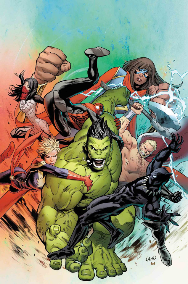 The Incredible Hulk #716