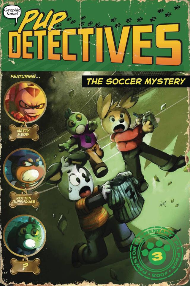 Pup Detectives Vol. 3